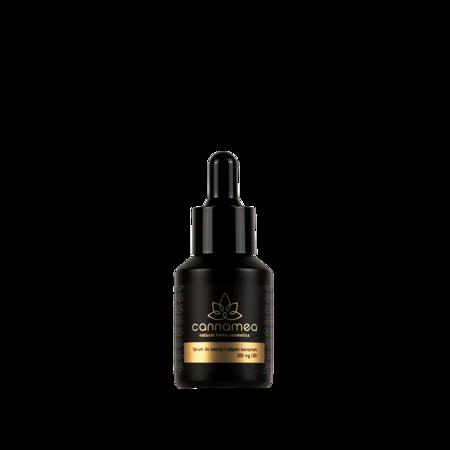 Cannamea - serum do twarzy z olejem konopnym i 200 mg CBD